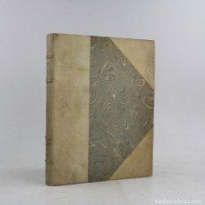 Arte: ANTONIO RAFAEL MENGS, NOTICIA DE SU VIDA Y DE SUS OBRAS, 1929, MUSEO DEL PRADO, MADRID. 28X22CM. Lote 229317720