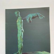Arte: LORENZO QUINN. CATÁLOGO DE EXPOSICIÓN. 1999. GALERÍA DE ARTE CASTELLÓ 120.. Lote 229693100