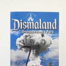 Art: DISMALAND PARK BANKSY. Lote 231343625