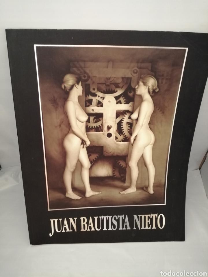 JUAN BAUTISTA NIETO (CATÁLOGO EXPOSICIÓN EN SAMMER GALLERY 2002) (Arte - Catálogos)