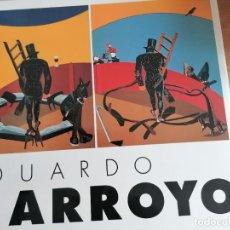 Arte: EDUARDO ARROYO. REINA SOFIA. EDICION ESPECIAL 400 EJEMPLARES. Nº 72- 1988 NUEVO. Lote 231508920