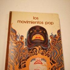 Arte: LOS MOVIMIENTOS POP BIBLIOTECA SALVAT GRANDES TEMAS COLECCION LIBROS CATALOGO ARTE EXPOSICION. Lote 232896470