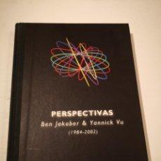 Arte: PERSPECTIVAS: BEN JAKOBER & YANNIC CATALGO ARTE LIBROS ARTE EXPOSICION BELLAS ARTES COLECCION LIBROS. Lote 232897080