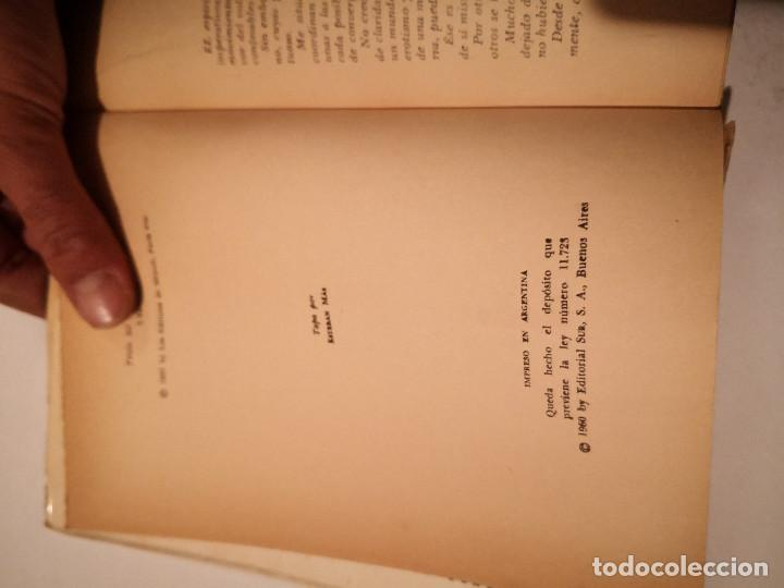 Arte: Georges BATAILLE : El erotismo Ed. Sur, Buenos Aires, 1960 LIBRO COLECCION LIBROS ARTE EXPOSICION - Foto 2 - 232904230