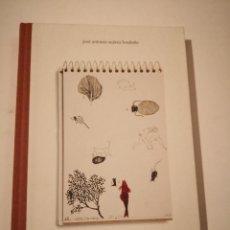 Art: JOSÉ ANTONIO SUÁREZ LONDOÑO . MUESTRARIO SAMPLES LIBRO COLECCION LIBROS. Lote 232909080
