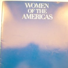 Arte: WOMEN OF THE AMERICAS. KOUROS GALLERY. CENTER FOR INTER-AMERICAN RELATIONS. 1982. Lote 233135065