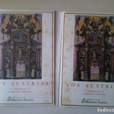 Arte: LOS AUSTRIAS. GRABADOS DE LA BIBLIOTECA NACIONAL. Lote 233381055