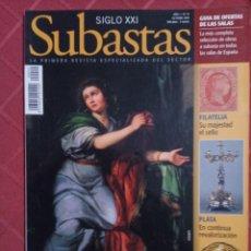 Arte: SUBASTA SIGLO XXI N° 10. Lote 234359430