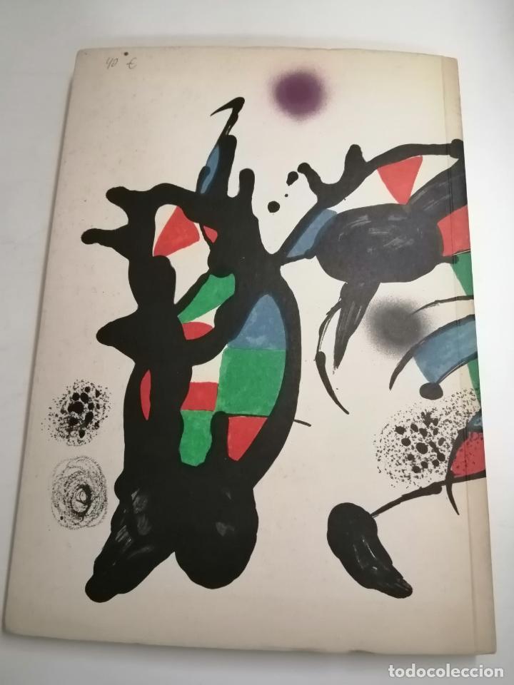 Arte: Fundació Joan Miró. Centre dEstudis dArt Contemporani. Exposició dobertura. 1975 Barcelona - Foto 8 - 236351820