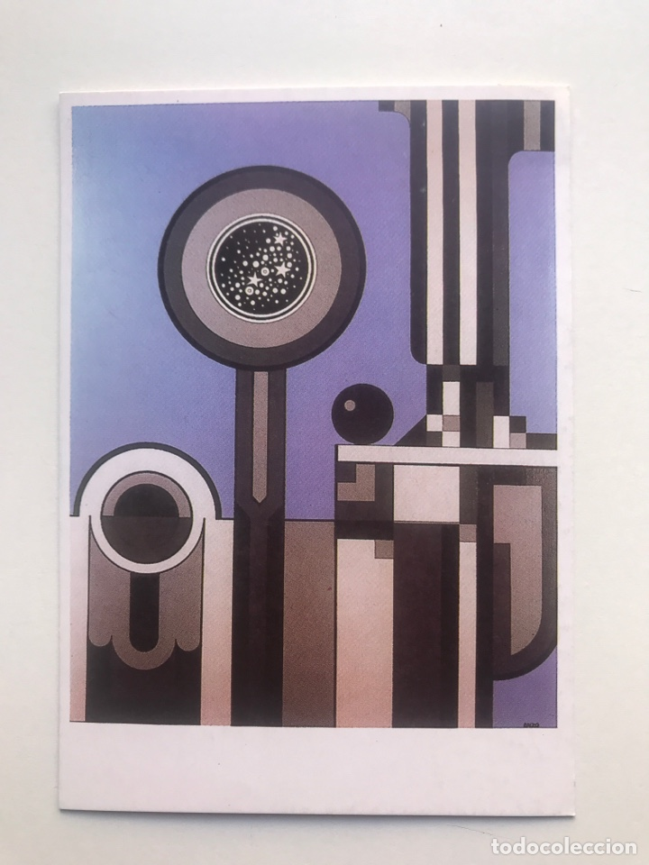 Arte: Envío8€. ANZO 06. 9 postales 10,5x15cm. Exposición homenaje - Foto 2 - 237648740