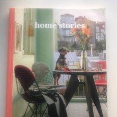 Art: ENVÍO8€. LIBRO VITRA HOME STORIES 28X20CM 150 PAG. EDITIONS 2016/2017. Lote 237656325