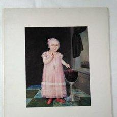 Arte: COLECCIÓN CHRYSLER. OBRAS MAESTRAS PINTURA PRIMITIVA NORTEAMERICANA. CASÓN DEL BUEN RETIRO, 1969. Lote 237883565