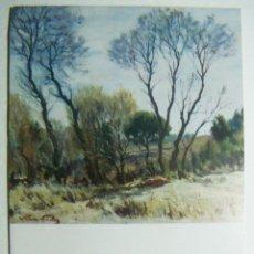 Arte: INVITACION A EXPOSICION DE JUAN VILA PUIG 1968. Lote 238182855
