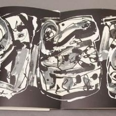 Arte: ANTONIO SAURA - OBRA RECENT - GALERIA MAEGHT BARCELONA - 1984. Lote 238207395