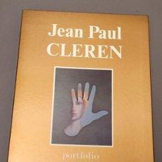 Art: JEAN PAUL CLEREN - PORTFOLIO - ED. DANIEL BRIAND. Lote 238587705