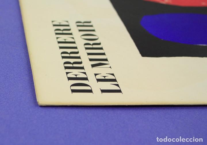 Arte: DERRIERE LE MIROIR - JOAN MIRÓ - MAEGHT EDITEUR 1953. NUM 57,58,59. - Foto 18 - 239391520