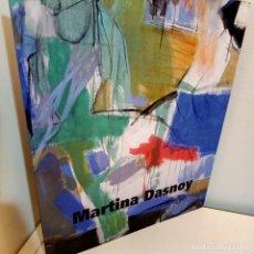Arte: MARTINA DASNOY, PINTURA / PAINTING, GALERIA ALGA, 2008. Lote 239824385