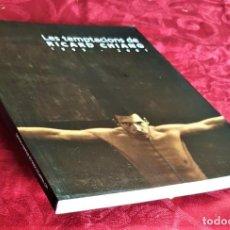 Arte: NUEVO - LES TEMPTACIONS DE RICARD CHIANG: 1995 . 2001 - CASAL SOLLERIC - VER DESCRIPCIÓN. Lote 241083995