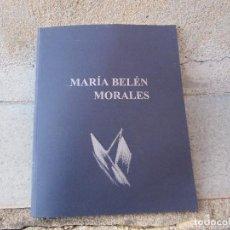 Art: MARIA BELEN MORALES 1998. Lote 241319790
