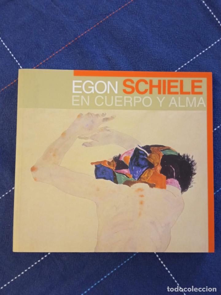 CATÁLOGO EGON SCHIELE. EN CUERPO Y ALMA. FUNDACIÓN JUAN MARCH 2005. (Arte - Catálogos)