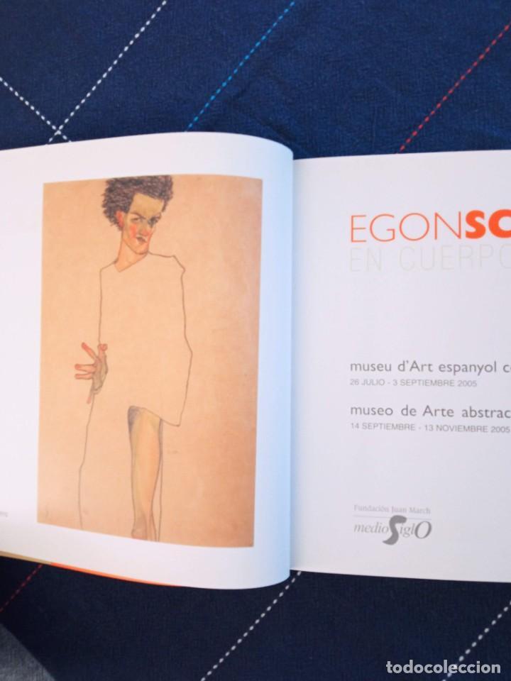 Arte: Catálogo EGON SCHIELE. En Cuerpo y Alma. Fundación Juan March 2005. - Foto 6 - 241943950