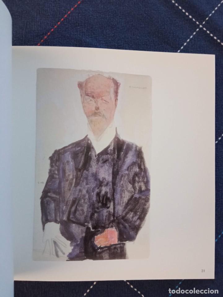 Arte: Catálogo EGON SCHIELE. En Cuerpo y Alma. Fundación Juan March 2005. - Foto 8 - 241943950