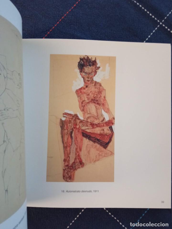 Arte: Catálogo EGON SCHIELE. En Cuerpo y Alma. Fundación Juan March 2005. - Foto 9 - 241943950