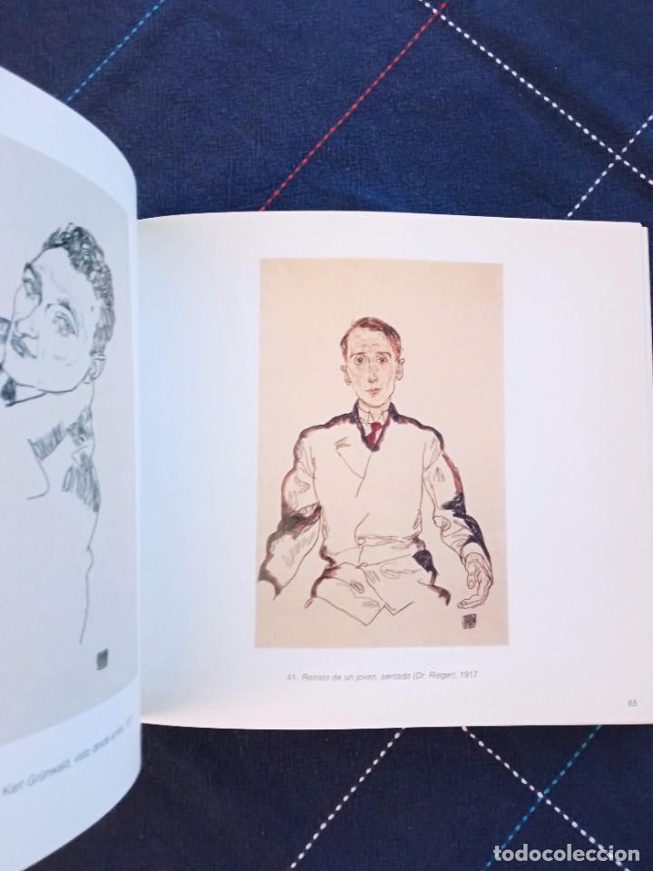 Arte: Catálogo EGON SCHIELE. En Cuerpo y Alma. Fundación Juan March 2005. - Foto 11 - 241943950