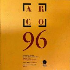 Arte: CATÁLOGO ARCO 1996. Lote 243481475