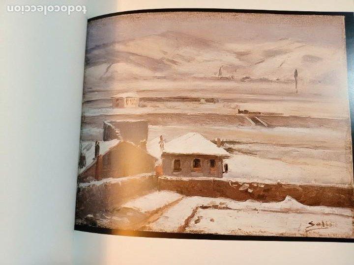 Arte: JOSE SALIS, MANCHAS, PINTURA / PAINTING, EDITORIAL ALBERDANIA, 2003 - Foto 2 - 243593785