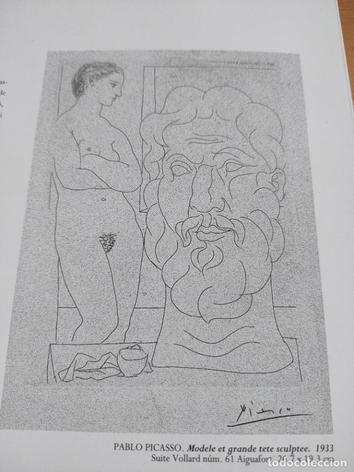 Arte: Obra gravada de la colección Joan Gaspar santa Coloma 1998 tríptico exposición - Foto 4 - 243817265