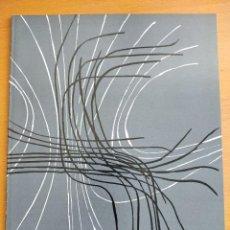 Arte: JOAN CLARET PINTURES 1972 SALA GASPAR BARCELONA. Lote 243821275