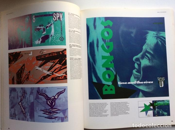 Arte: Envío 8€. Catálogo THE GRAPHIC LANGUAGE OF NEVILLE BRODY 30x25cm, 160 pag - Foto 4 - 243991340