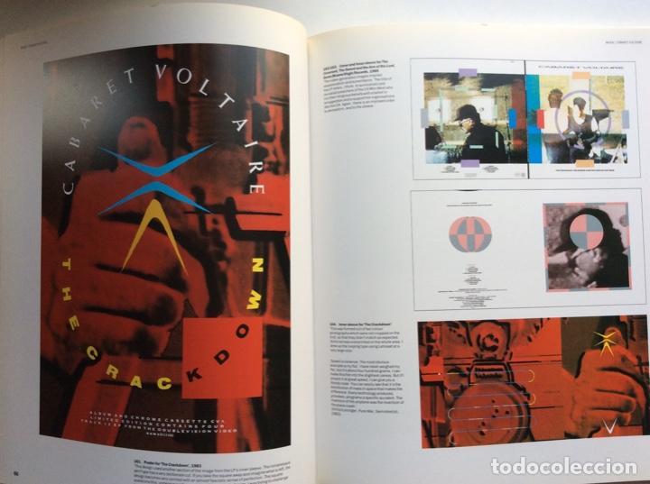 Arte: Envío 8€. Catálogo THE GRAPHIC LANGUAGE OF NEVILLE BRODY 30x25cm, 160 pag - Foto 5 - 243991340