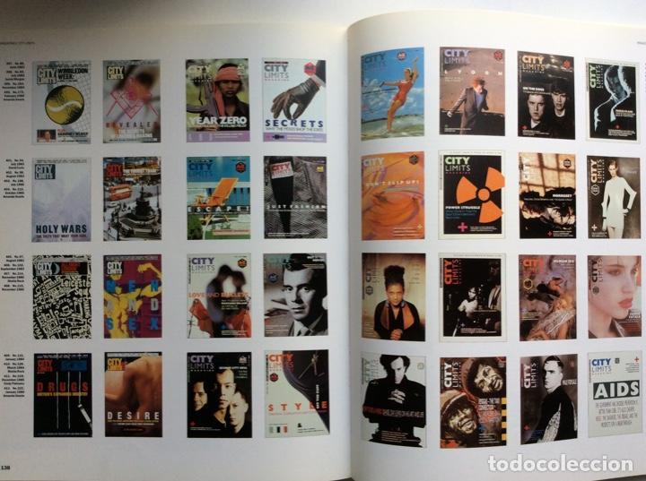 Arte: Envío 8€. Catálogo THE GRAPHIC LANGUAGE OF NEVILLE BRODY 30x25cm, 160 pag - Foto 8 - 243991340