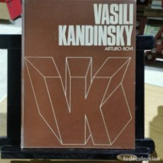 Arte: CATALOGO ARTE - VASIL KANDINSKY - ARTURO BOVI / 13.661. Lote 244668750