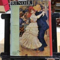 Arte: CATALOGO ARTE - RENOIR - EDITOR NOGUER, S.A. - 50 LÁMINAS EN COLOR / 13.663. Lote 244669045
