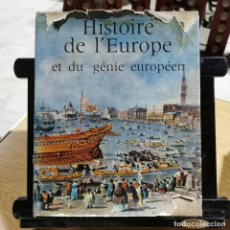 Arte: CATALOGO ARTE - HISTOIRE DE L'EUROPE ET DU GÉNIE EUROPÉEN / 13.665. Lote 244669345