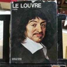 Arte: CATALOGO ARTE - LE LOUVRE PARIS - MUSÉES DU MONDE - EDITIONS ATLAS - EN FRANCÉS / 13.666. Lote 244669540