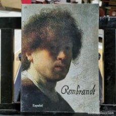 Arte: CATALOGO ARTE - REMBRANDT - ESPAÑOL - ANNEMARIE VELS HEIJN / 13.667. Lote 244669765