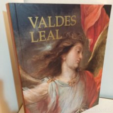 Arte: CATALOGO DE VALDES LEAL, PINTURA / PAINTING, KUTXA, 1991. Lote 244846675