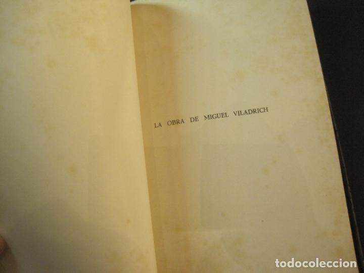 Arte: M. VILADRICH-LA OBRA DEL ARTISTA EN 84 GRABADOS-CATALOGO DE ARTE-VER FOTOS-(V-22.548) - Foto 8 - 245254525