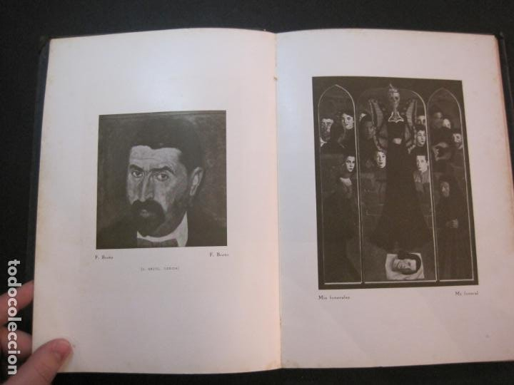 Arte: M. VILADRICH-LA OBRA DEL ARTISTA EN 84 GRABADOS-CATALOGO DE ARTE-VER FOTOS-(V-22.548) - Foto 29 - 245254525