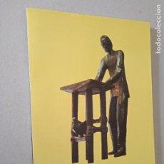Arte: PABLO SERRANO. EXPOSICION HOMENAJE. 1993. 96 PP. ILUSTRADO. Lote 245570910