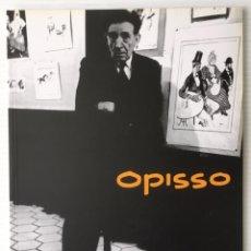 Art: OPISSO. CATÁLOGO EXPOSICIÓN. CAIXA TARRAGONA, 2003. Lote 246176690