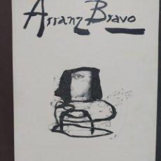 Art: ENORME LIBRO ARRANZ BRAVO AMBIT DE DIBUIX. Lote 246512040