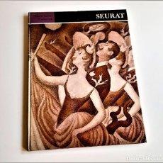 Art: 1971 SEURAT LIBRO GUIA COLECCION OBRAS DEL ARTISTA - 23 X 31.CM. Lote 246977290