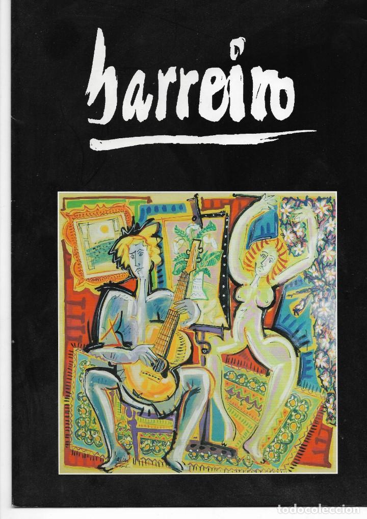 BARREIRO. CATALOGO EXPOSICION DURAN. FEBRERO 2006. (Arte - Catálogos)