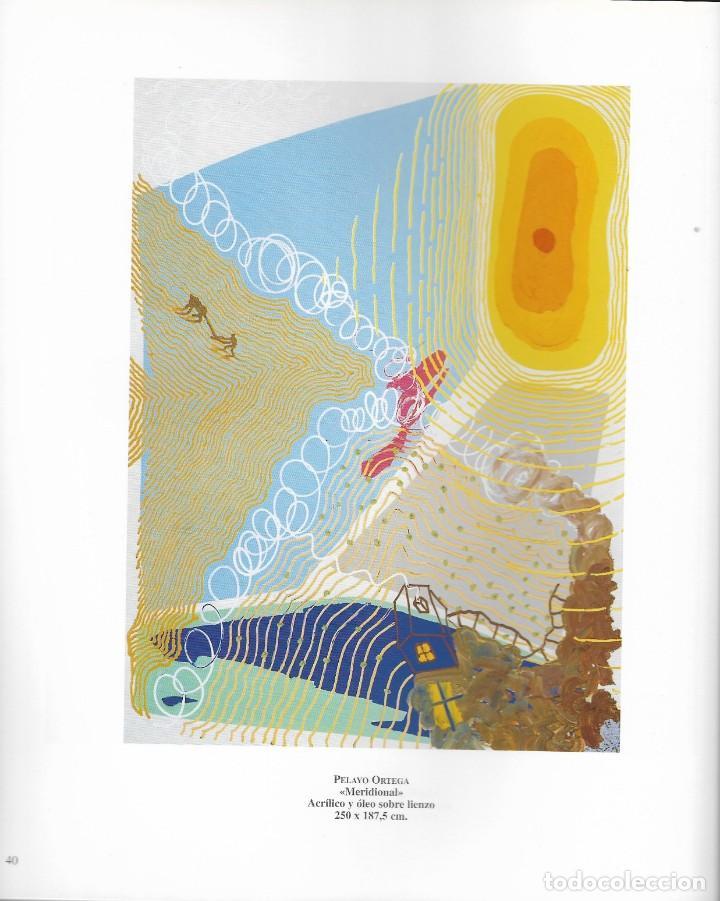 Arte: VIII SALON DE LOS TRECE. CATALOGO EXPOSICION SALA ALTADIS.MADRID 2001. - Foto 3 - 249557435