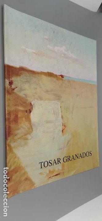 TOSAR GRANADOS EXPOSICIÓN OCTUBRE 2006 GALERIA DE ARTE SOKOA (Arte - Catálogos)